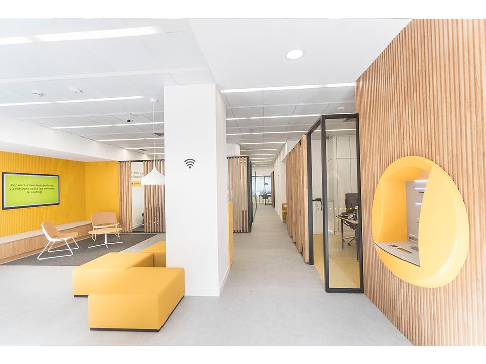 Gopasa realiza la 1 oficina businessbank de caixabank for Caixabank oficinas